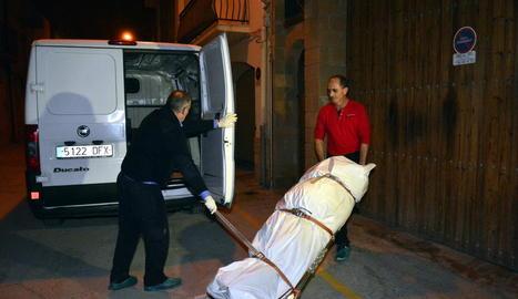 Els Mossos van trobar el cadàver de Josep Maria Solans el 4 de desembre del 2018 al seu pis d'Artesa.