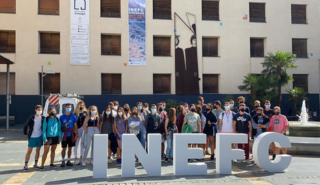 Arrenca el primer curs de l'INEFC Pirineus