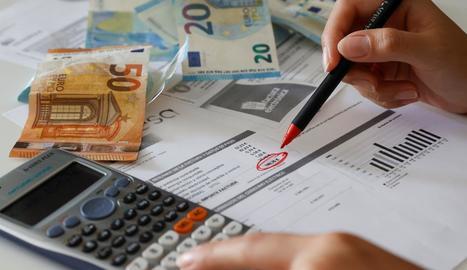 L'electricitat polvoritza tots els rècords i avui costa quinze euros més que ahir.
