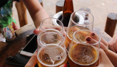 Un dia de cerveses amb les amigues acaba amb una factura de més de 600 euros
