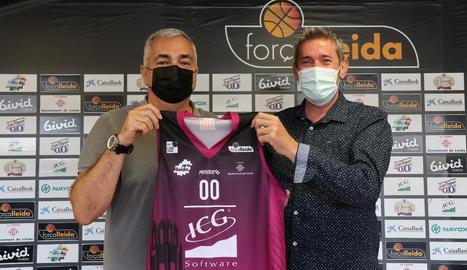L'equip Força Lleida-Aspros tornarà a competir aquesta temporada