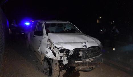 Mor una parella de Lleida atropellada per un conductor begut i drogat quan anaven en moto a la A-22