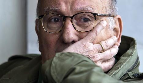 El director y guionista cinematográfico Mario Camus, en una imagen de archivo