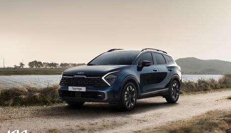 La nova variant híbrida endollable s'uneix a la gamma Sportage amb una gran eficiència i un mode elèctric de 0 emissions.