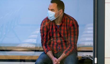 El condemnat Said Ben Iazza en una fotografia d'arxiu.