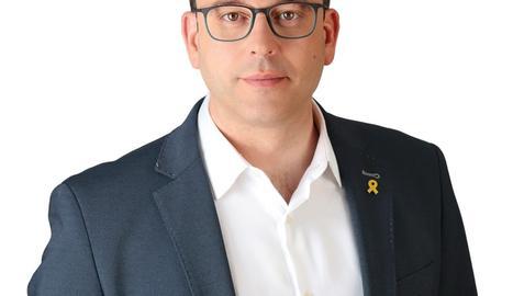 Marc Solsona, alcalde de Mollerussa.