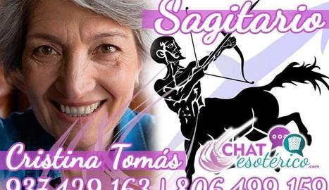 Cristina Tomás - SAGITARI