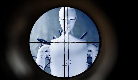 Ètica, moral i robots, aquest diumenge a 'Vint-i-dos'
