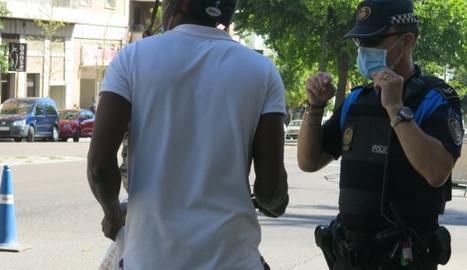 La Guàrdia Urbana de Lleida veu necessàries l'assegurança i la matriculació per als patinets elèctrics