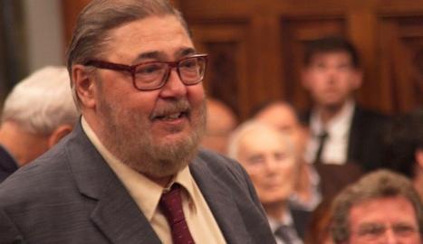 Mor Antonio Franco, fundador i director d'El Periódico de Catalunya