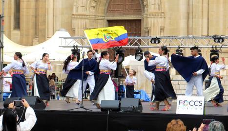 Danses per a la Interculturalitat