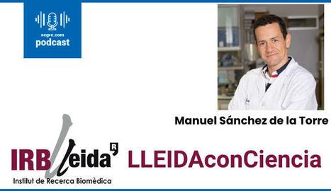 L'IRB Lleida, als podcasts de SEGRE.com