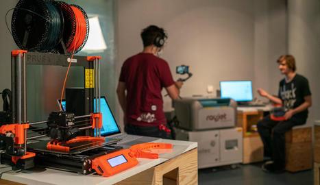 Multipliquen per quatre la velocitat de les impressores 3D en xarxa