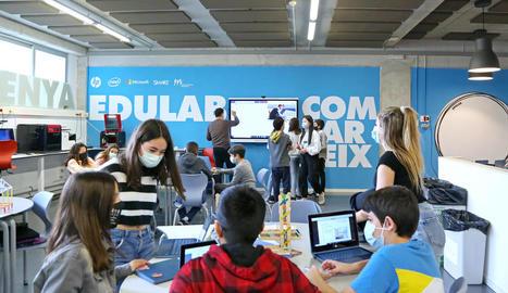 SEMIC i la tornada a les aules digitals de l'escola del futur
