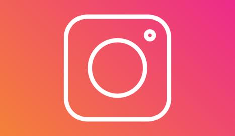 El logotip d'Instagram