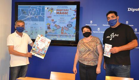 L'acte de presentació de la fira ha tingut lloc a la Diputació de Lleida.