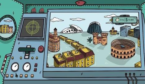 Nawaiam, un videojoc per aconseguir feina