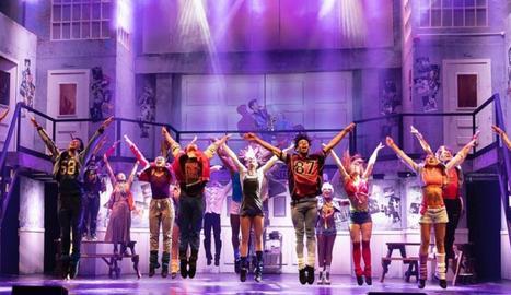 La vida i els èxits de la reina del rock'n'roll Tina Turner, al musical 'Tina' del Teatro Coliseum de Madrid des del passat dia 1.