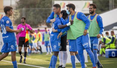 El Lleida segueix endavant a la Copa RFEF