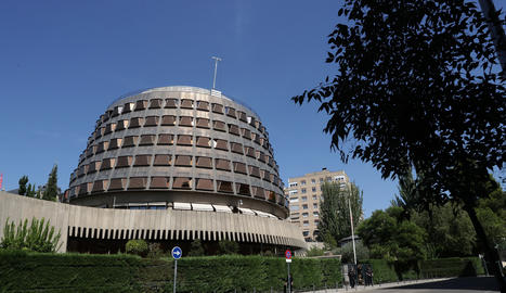 La seu del Tribunal Constitucional