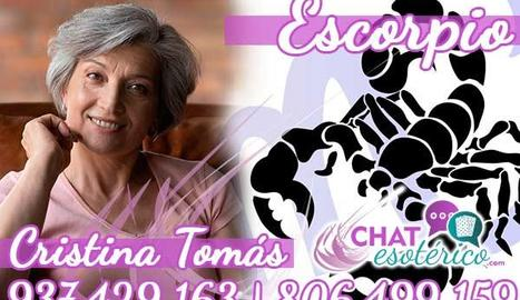 Cristina Tomás - ESCORPIÓ