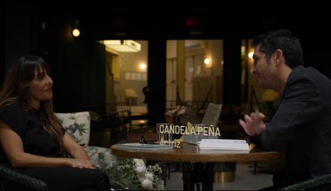 L'actriu Candela Peña parlarà dels moments més divertits i dels més difícils de la seua vida.