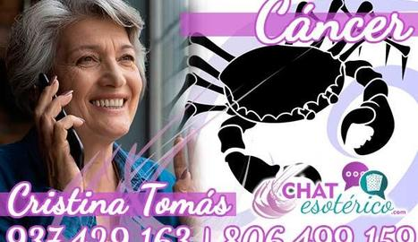 Cristina Tomás - CÀNCER