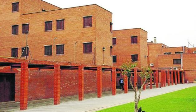 Vista de l'exterior del Centre Penitenciari de Ponent.