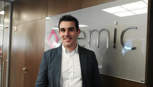 Alvaro Perera: «La incorporació de nou talent és vital»