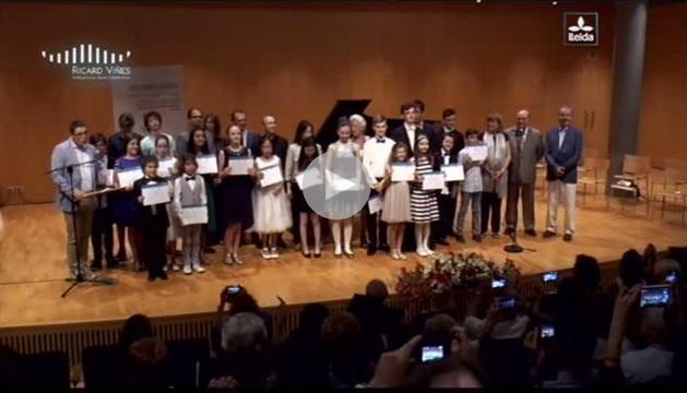 Concert final i lliurament de premis