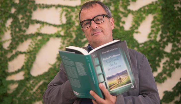 'La casa de la frontera', última novel·la de Rafael Vallbona.