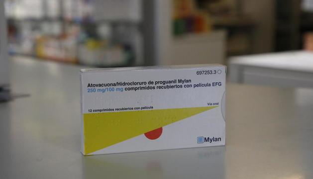El tractament per prevenir la malària consisteix en pastilles que es venen a les farmàcies.