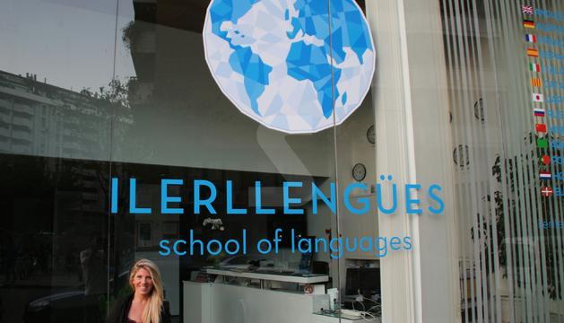 Esther Blasco: «L'aprenentatge d'idiomes sempre és un tret diferencial»