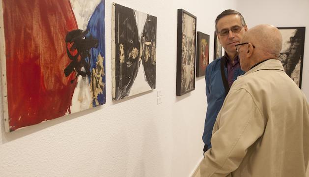 La mostra de Romà Vallès podrà veure's a l'Espai Guinovart d'Agramunt fins al 10 de desembre.