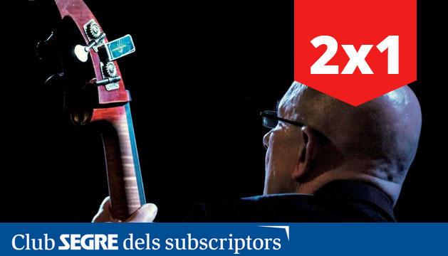 Cartell de la XXIV edició del Festival de Jazz Tardor de Lleida