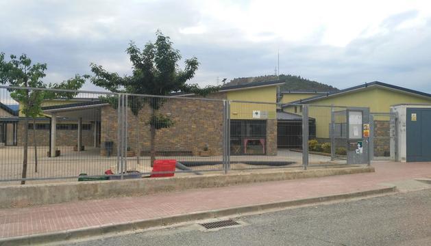 La escuela de Primaria de Montferrer.