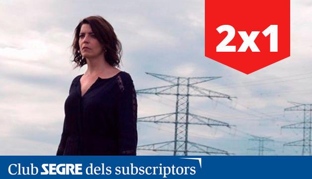 Laia Marull, la protagonista de 'Brava'