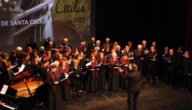 Éxito del concierto solidario de Santa Cecília en Tàrrega dedicado a la lucha contra el cáncer