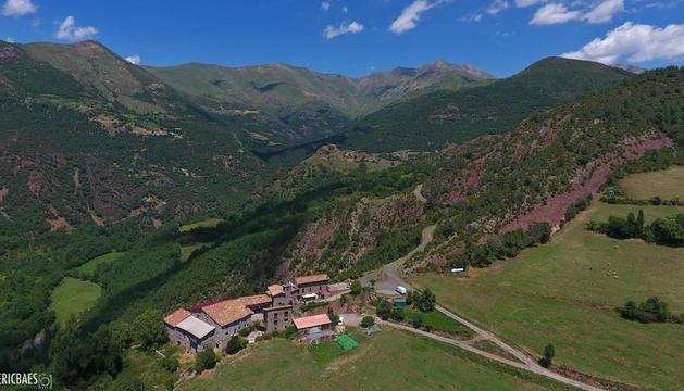 Vall de barrancs