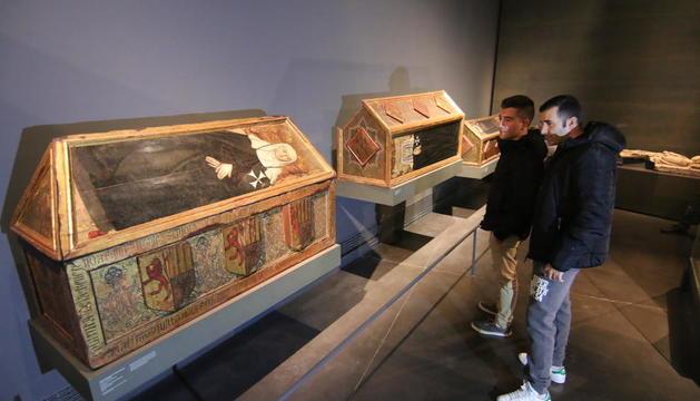 La Xarxa de Museus d'Art de Catalunya dóna suport al Museu de Lleida per l'art de Sixena