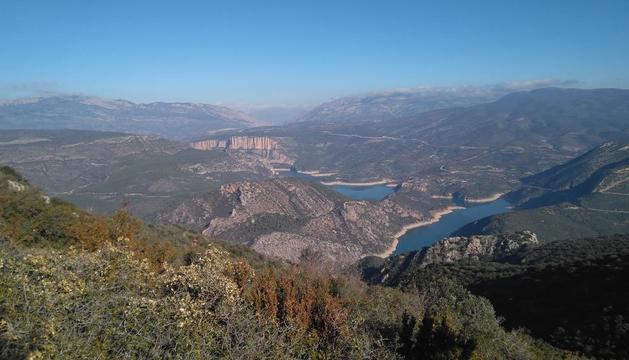 Vista alegre des del Mont-roig