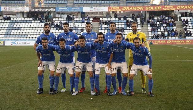 El Lleida cierra el año sin saber ganar