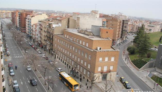 Imatge d'arxiu del Centre d'Urgències d'Atenció Primària de Prat de la Riba.