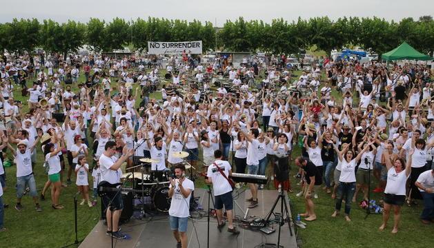 La primera edició del No Surrender Festival, el juliol passat.