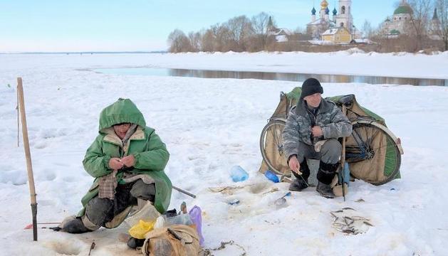 La serie muestra la historia y la sociedad rusa actual.