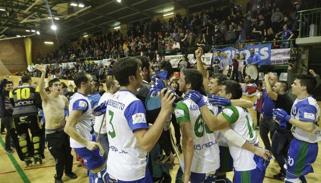 El Llista es classifica amb brillantor per als quarts de final de la Copa CERS