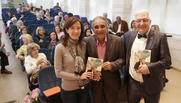 Mor Antonio Salazar, president de l'Associació Cultural Gitana de Lleida