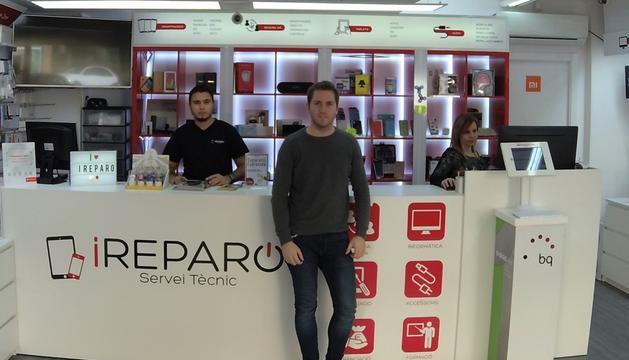 Edgar Suñol: «Vaig convertir un 'hobby' en la meva pròpia sortida professional»