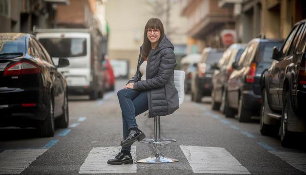 """Mariví Chacón: """"M'agrada escoltar i donar veu a històries que passen desapercebudes"""""""