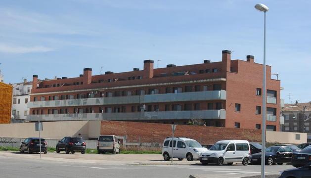 Els habitatges del Trenquet.
